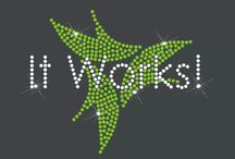 It Works / Natural body wraps, facial wraps, skin care, greens and supplements.  Kellymcintosh2014.myitworks.com   / by Kelly