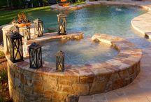 Pools of summer fun / by Bonnie Hayes