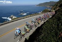 Amgen Tour of California / America's greatest race tours California and showcases the State's most breathtaking icons. The world's top professional cycling teams compete on a diverse and beautiful course to raise cancer awareness, creating an awe-inspiring event every year.  / by Visit California