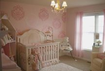 Baby Peyton's room / by Heather King