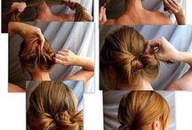 hair-dos / by Carrie McCoy