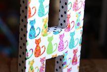 Craft Ideas / by Dawn Howell