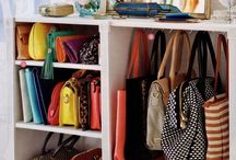 Ideas for my closet / Ideas for closet organization and design / by Amy Kathleen