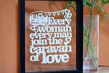 Caravan Love / by Mammys Kitchen