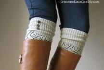Boot Cuffs / by Heather Swackhammer