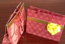 Handmade bags n boxes / by Pooja Vora