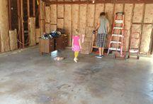 Garage into Playroom / by Melanie Willis