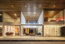 ARCHITECTURE - Contemporary Dream Homes / by Adriana Contreras