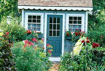 Garden Fantasy  / Garden dreams - Garden do<3 / by Janice Cooper
