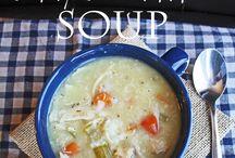 Crockpot recipes / by Lan Beppu