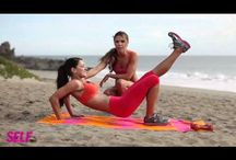 fitness  / by Lindsay James