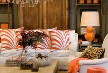 ~Fabulous Rooms~ / Aesthetically appealing interior living spaces. / by Denna Mkinney