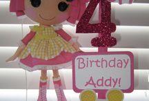 birthday ideas / by eyka baby