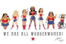 Phenomenal Woman, that's who! / by Anna Blanch Rabe