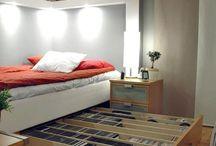 Dream Bedrooms / by Didi Riley