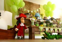 Peter Pan Neverland Party Ideas ~ Featured Parties / by Seshalyn's Party Ideas