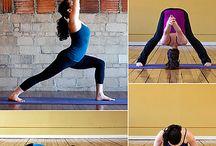 Yoga / by Jasmine Treen