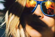 Sunglasses in the City  / by Karima Vnet