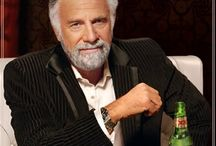 TMIMITW / The Most Interesting Man In The World..... / by Shannon