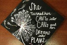 Graduation Caps That Are Cute / by Autumn Wiseman