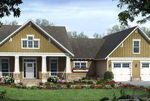 Houses I love / by Kim Boyett