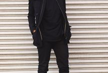 Black / by Black Fashion