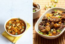 Meals - Indian / by Shelley Eckersley
