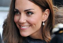Kate Middleton & The Royals / Classic is always in style. / by Colleen Cooper