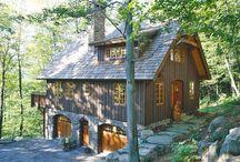 Our eco friendly cottage plans / by Marla Feldman-Howeth