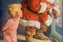 Coca cola Christmas / by Randi Reed