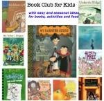 kids book club / by Erin Andrews