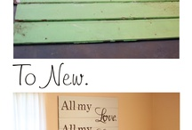 Diy projects for the home / by Stormi
