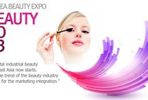 Korea Beauty Expo 2013, Wishtrade / Korea Beauty Expo 2013 / K-Beauty Expo, The Largest total industrial beauty fair in Northeast Asia now starts. / by WISHTREND