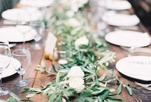 Rustic Wedding Inspiration / Mason jars, burlap and lace... oh my! A collection of our favorite Rustic Wedding Inspiration, curated with the expert help of Alexandra from Heart Love Weddings and Amy Cluck of Amy is the Party!  / by MagnetStreetWeddings