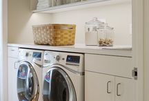 Laundry room / by Sara Beck