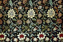 William Morris - Inspiration / Designs by or inspired by William Morris / by Jessica Schick