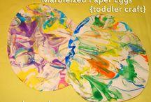 Activities for pre-school / by Kendra Harvey