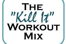 Playlists for Your Workouts / From pounding out the weight in the gym, to cycling through a workout, to running or just getting your 30 minutes in on the elliptical, here's our favorite playlists for you to sweat to. / by He and She Eat Clean
