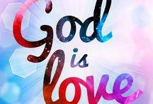 God is Love / by Rita Rotondo