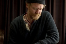 Himself / My favorite singer, song writer, musician, poet. His music is inspiring and heart felt. Glen Hansard. Here with Swell Season and The Frames.  / by Mary Hultman