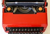 typewriter love / by Cassandra Allan