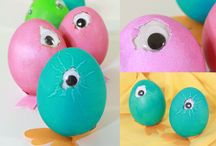 Holidays - Easter/Spring / by Mandie Gassett