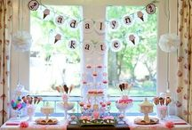 Tea time parties / by Nati's Little Things