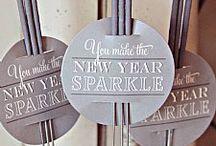 Holidays: Happy New Year! / by Kayla Stewart