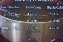 Crockpot It / Crockpot Recipes / by Kari Beth Smith