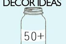 Wedding Decor Ideas / by Jessica Hernandez