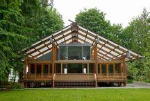 Mt. Baker Cabin Ideas / by Jon Jenkins