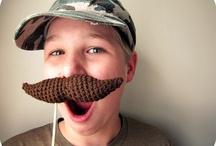 Crochet / Crochet goodness! / by PaisleyJade