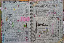 Art Journals / by Cris Lewis