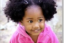 Little girls hair styles / by LaTonia Gray